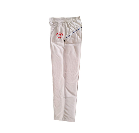GA Cricket Trouser White