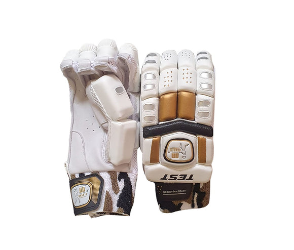 GA Test Batting Gloves