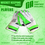 GA Players Wicket Keeping Gloves