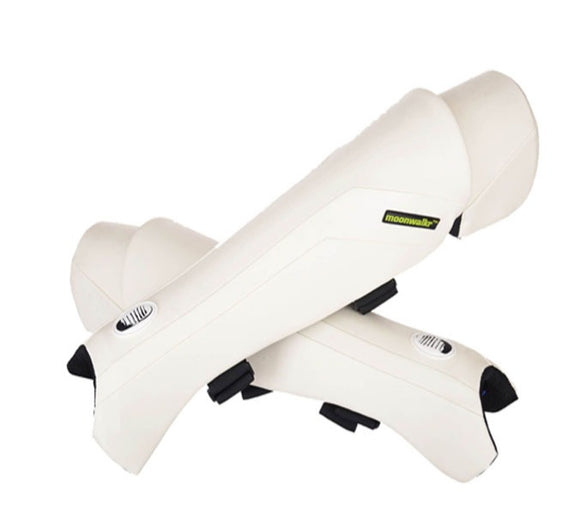 Moonwalkr Batting Pads White