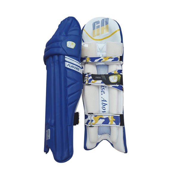 GA Players Blue Batting Pads