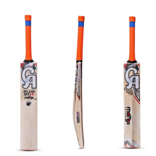 CA Plus 20K Morgs Edition Short Handle English Willow Bat