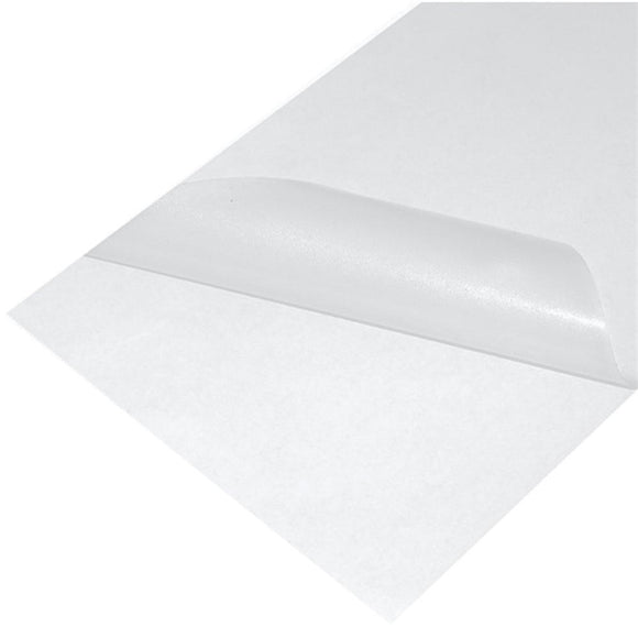 2 Anti Scuff Extratec Clear Bat Protector Sheet