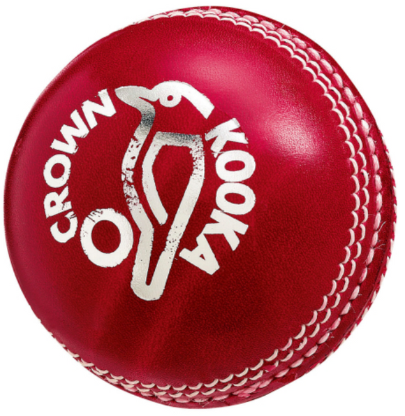 Kookaburra crown red ball 156 grams