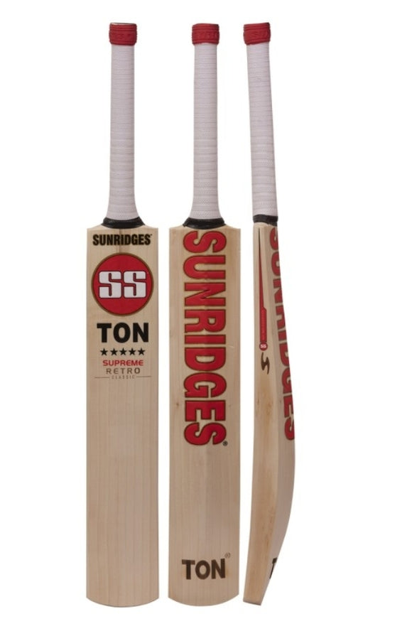 SS Retro Supreme Classic English Willow Bat