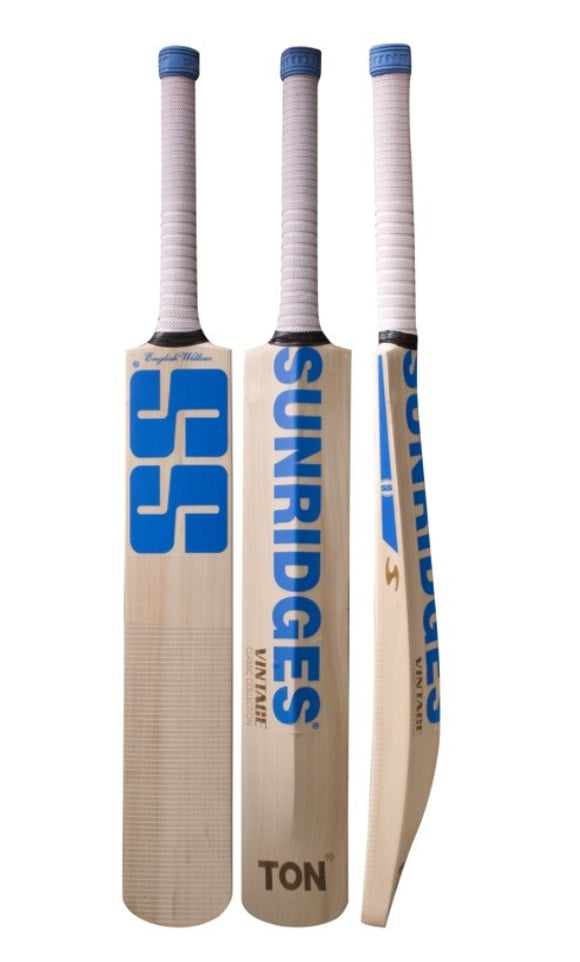 SS Vintage 6.0 English Willow Bat