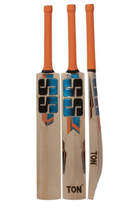 SS Orange Short Handle English Willow Bat