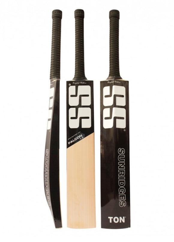 SS Falcon 1.0 Size 4 English Willow Bat