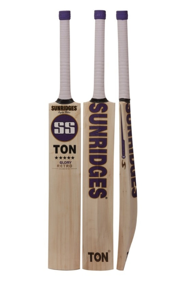 SS Retro Glory English Willow Bat