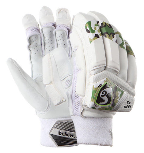 SG Hardik Pandya HP 33 Edition Batting Gloves