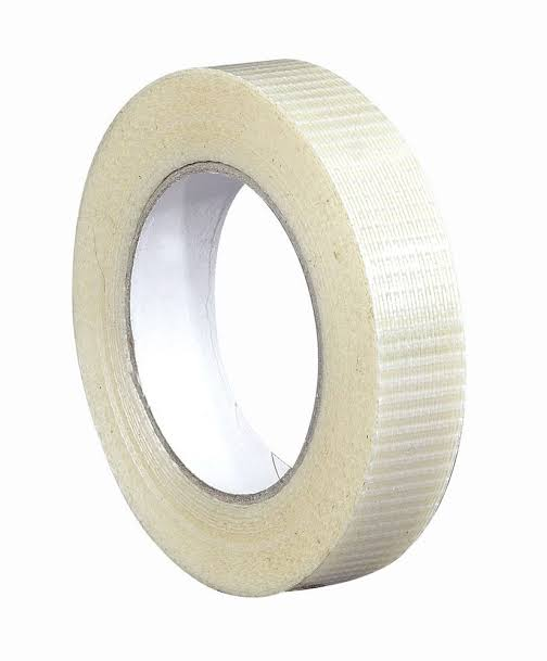 Large Fiber Tape Roll 50 meters