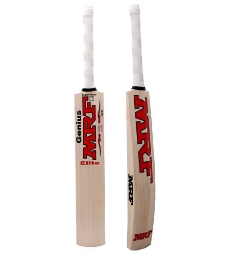 MRF Genius Elite English Willow Bat