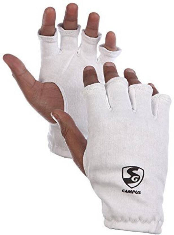 SG Campus Fingerless Inner Batting Gloves