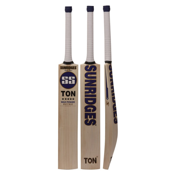 SS Retro Max Power Classic English Willow Bat