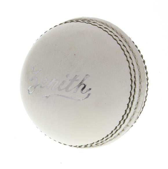 Kookaburra Zenith 2Pc Ball 142 grams White