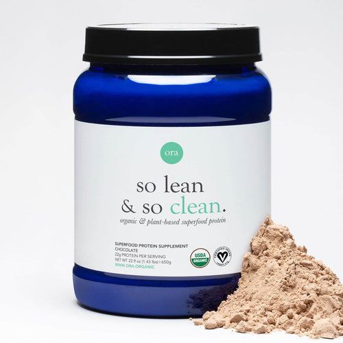 Ora Organics So Lean & So Clean Protein Powder
