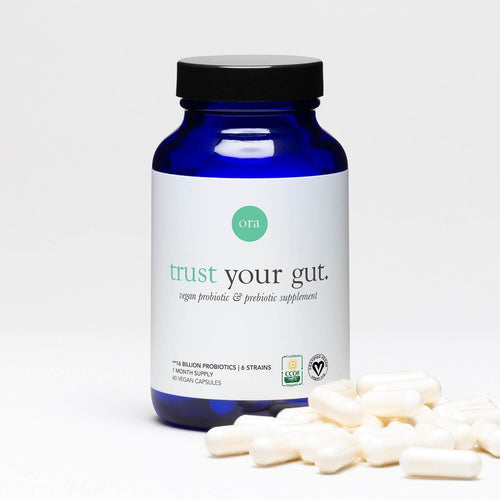 Ora Organics Trust Your Gut capsules