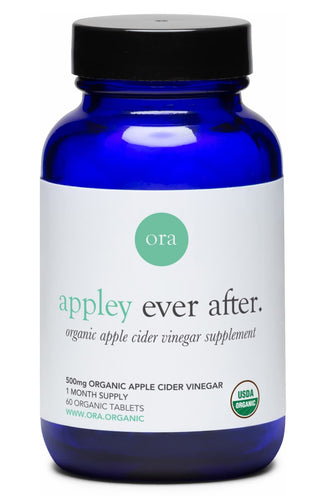 Ora Organics Apple Cider Vinegar Pills