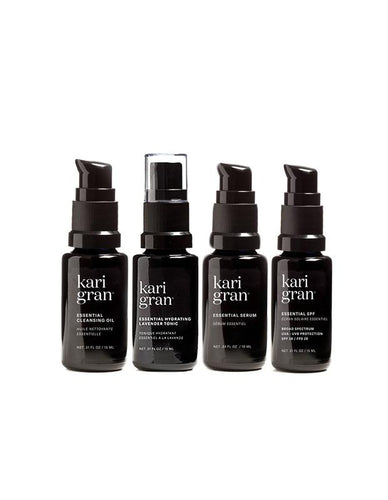 Kari Gran Mini/Travel Skincare Kit