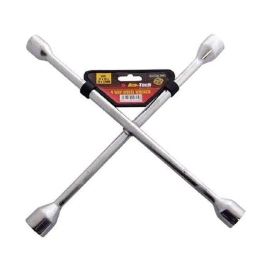 4 Way Wheel Wrench - only5pounds.com