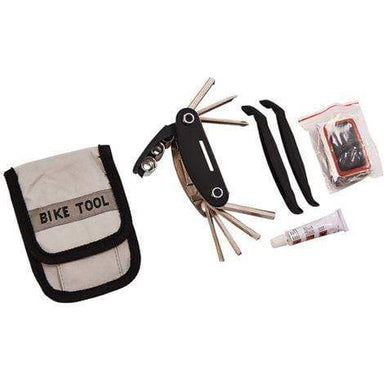 Bicycle Tool & Puncture Repair Kit - only5pounds.com