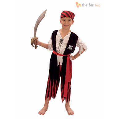 Kids Pirate Costume - only5pounds.com