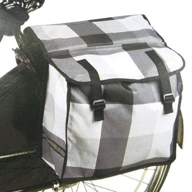 31Ltr Bicycle Double Pannier Bag - only5pounds.com