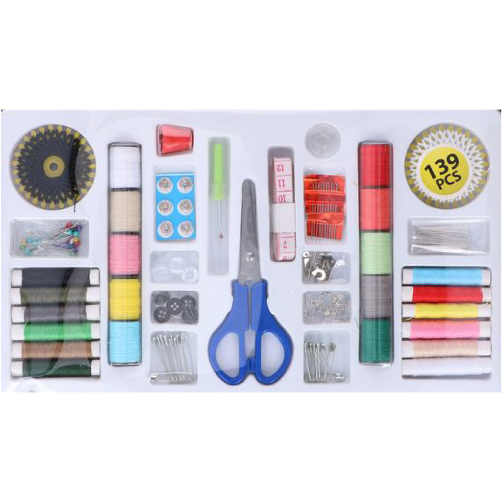 139pcs Sewing Set 8711252050010