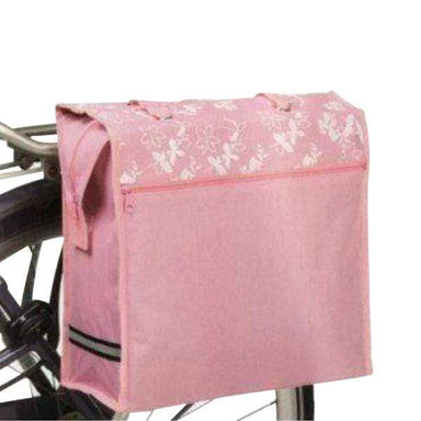Bicycle Shopper Bag - Assorted Colours - only5pounds.com