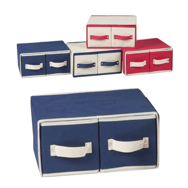 Storage Organiser Box - 30 x 25 x 15cm - only5pounds.com