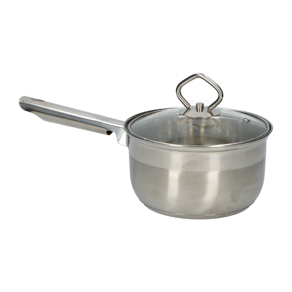 Saucepan with Glass Lid - 1.8L 8711252989662