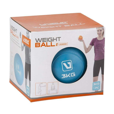 Liveup Sports Soft Sand Weight Ball - 3kg - only5pounds.com