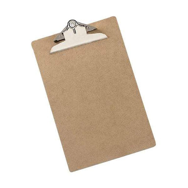 A4 Wooden Clip Board - only5pounds.com