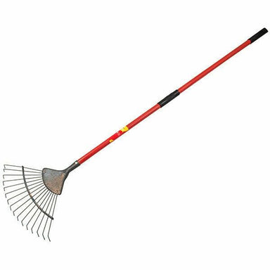 16 Tooth Lawn Rake - only5pounds.com