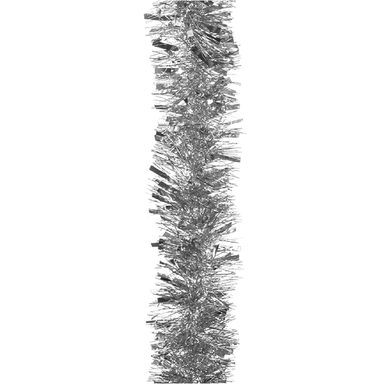 2m Thick Tinsel - Silver - only5pounds.com
