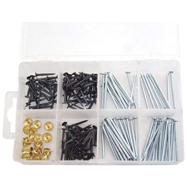 Nail & Tack Assortment - 500 pieces - only5pounds.com