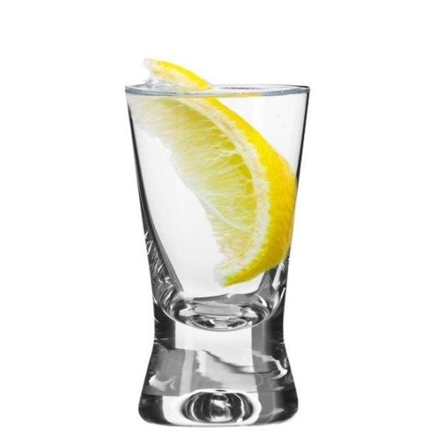6 Shot Glasses - 25ml - only5pounds.com