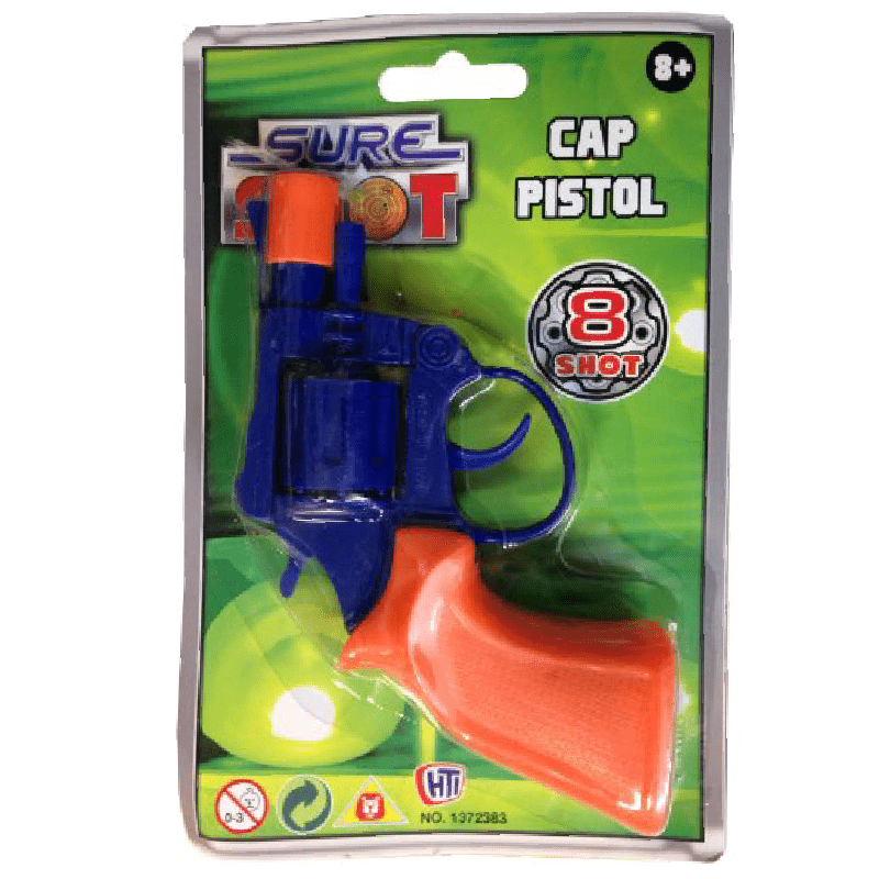 8 Shot Cap Gun Toy - only5pounds.com