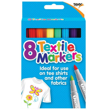 8 Textile Markers - only5pounds.com