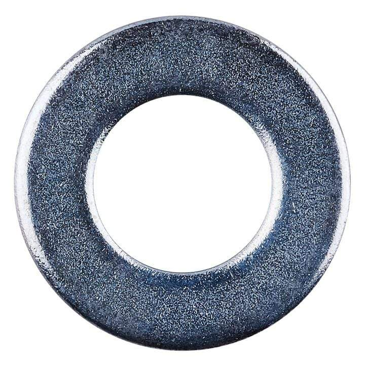 8mm Flat Washers - 28pcs - only5pounds.com