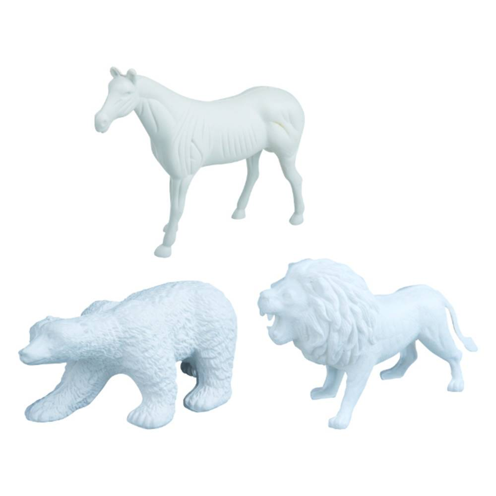 Animal Clay Foam Modelling Set - Assorted - only5pounds.com