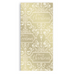 2m Golden Luxury Wrapping Foil Paper - Assorted Designs - 1 Roll - only5pounds.com