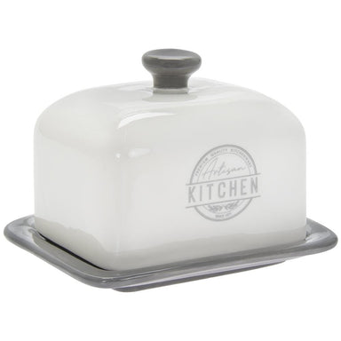 Artisan Kitchen Butter Dish - only5pounds.com