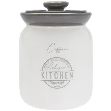 Artisan Kitchen Coffee Canister - only5pounds.com