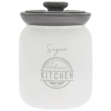 Artisan Kitchen Sugar Canister - only5pounds.com
