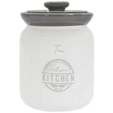 Artisan Kitchen Tea Canister - only5pounds.com