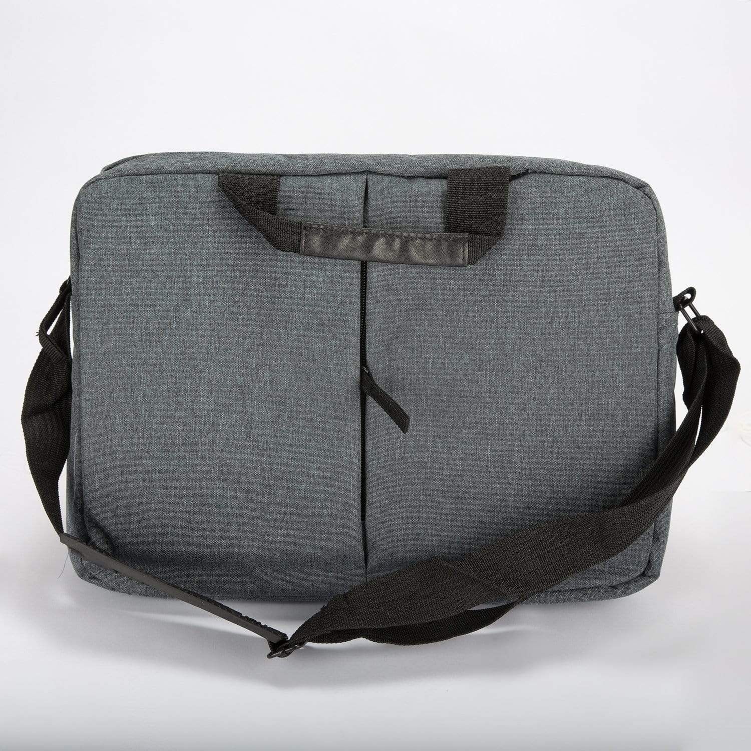 "Grey Laptop Bag - 13"" - only5pounds.com"