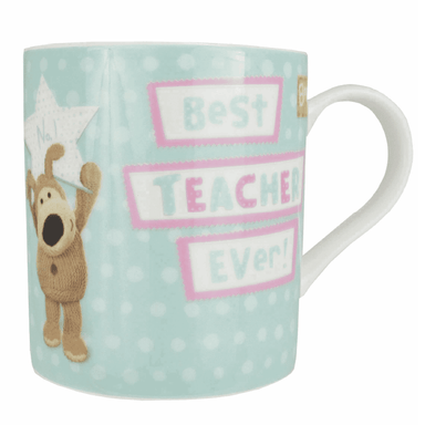 Boofle Best Teacher Ever Mug - only5pounds.com