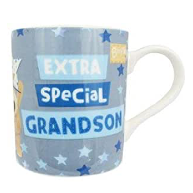 Boofle Extra Special Grandson Mug - only5pounds.com