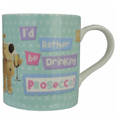 Boofle Rather Be Drinking Prosecco Mug - only5pounds.com